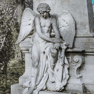 Es Lebe Der Wiener Zentralfriedhof Beitragsbild - Hearonymus