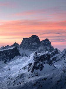 Das Lumen Museum widmet sich in seiner Ausstellung der faszinierenden Welt der Bergfotografie
