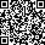 QR Code für Download des Audioguide Botanischer Garten der HHU Düsseldorf